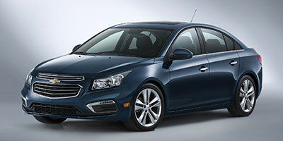 Pre-Owned 2015 Chevrolet Cruze 1LT FWD 4dr Car