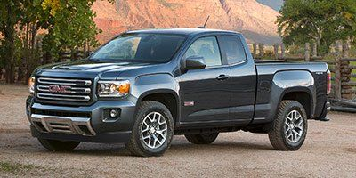 Certified Pre-Owned 2016 GMC Canyon 2WD SLE RWD Extended Cab Pickup
