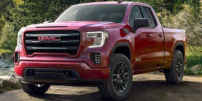 Pre-Owned 2019 GMC Sierra 1500 SLE 4WD Extended Cab Pickup