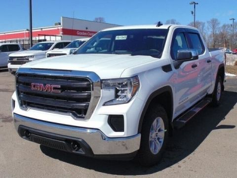 New 2019 GMC Sierra 1500 4WD Crew Cab Pickup