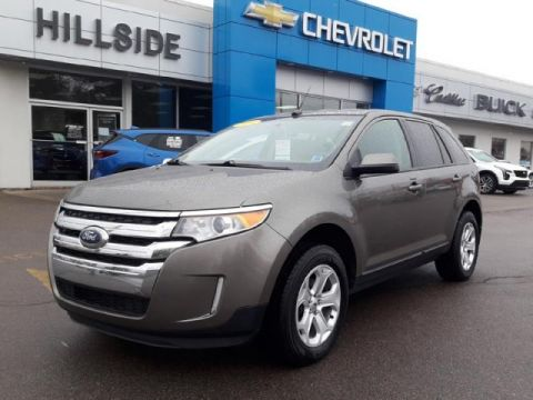 Pre-Owned 2014 Ford Edge SEL AWD Sport Utility