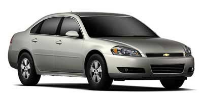 Pre-Owned 2010 Chevrolet Impala LT FWD 4dr Car