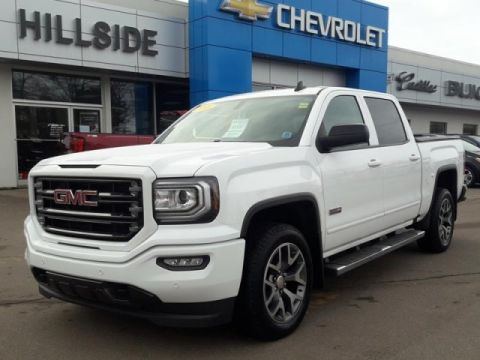 Certified Pre-Owned 2018 GMC Sierra 1500 SLT 4WD Crew Cab Pickup