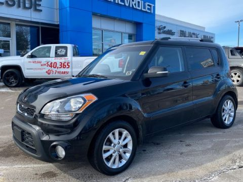 Certified Pre-Owned 2012 Kia Soul FWD Hatchback